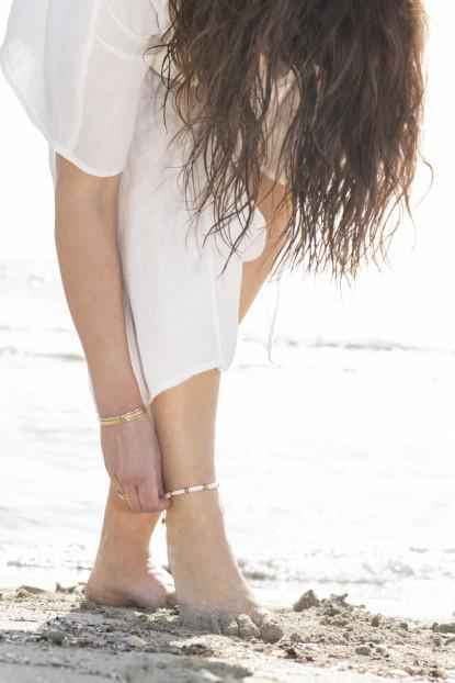 Bracelet de cheville WAKANDA