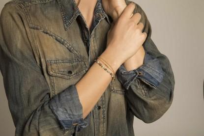 Bracelet ou collier CAIN